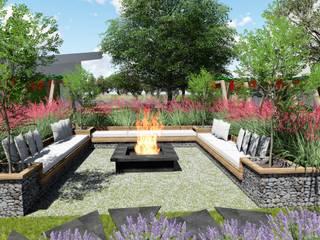 Jardines de estilo moderno de Studio² Moderno