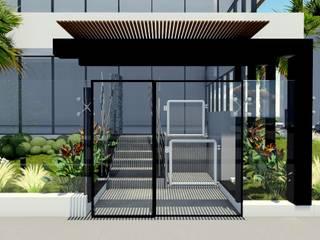 Studio² Modern garden