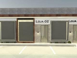 Salas comerciais :   por Julio de Faria - Arquiteto e Urbanista