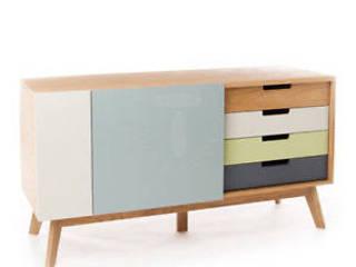 Credenza Pixan:  de estilo  por Mosaico muebles, Moderno
