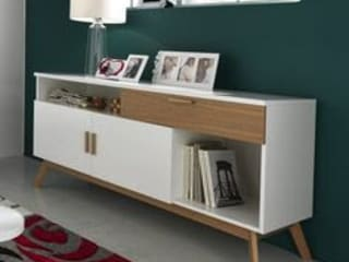 Credenza Isayal:  de estilo  por Mosaico muebles, Moderno
