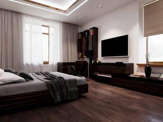 Спальня для мужчины: Спальни в . Автор – Myroslav Levsky