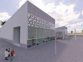 CCHI - Centro de Cultura e História Ipamerina: Museus  por Julio de Faria - Arquiteto e Urbanista