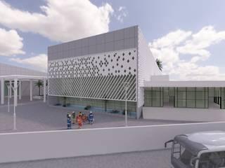 CCHI - Centro de Cultura e História Ipamerina: Locais de eventos  por Julio de Faria - Arquiteto e Urbanista