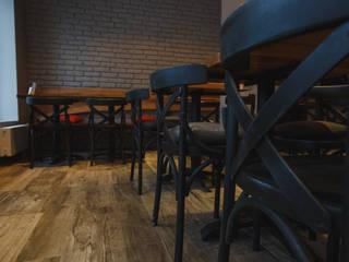 Мебель для кафе Жаворонки и совы от VILLEEWOOD Лофт