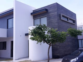 Modern Houses by RIVERA ARQUITECTOS Modern