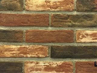 El Yapımı Tuğla / Doğal Tuğla / Dekoratif Tuğla Arkhestone Dekoratif Tuğla Duvar Kaplama Rustik
