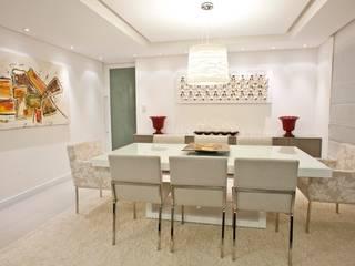 APARTAMENTO BEIRA MAR EM RECIFE - PE por SAULO BARROS arquitetos Moderno