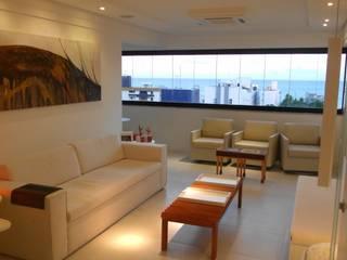 APARTAMENTO EM JOAO PESSOA - PB por SAULO BARROS arquitetos Moderno