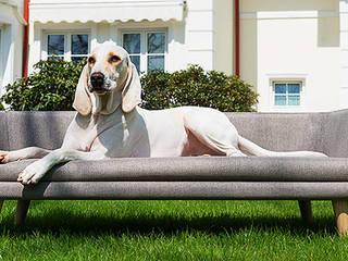 PSIAnapa ZOE LARGE: styl , w kategorii  zaprojektowany przez Pies na kanapie