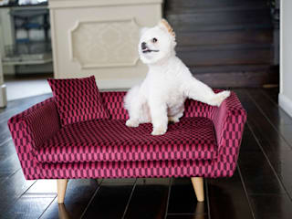 PSIAnapa GIO SMALL: styl , w kategorii  zaprojektowany przez Pies na kanapie