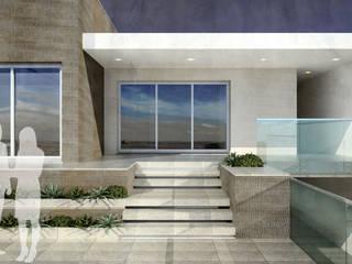 ATELIER OPEN ® - Arquitetura e Engenharia Minimalistische Häuser