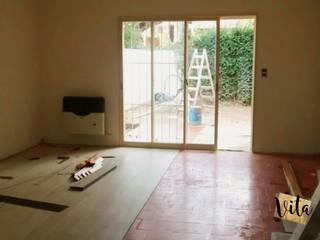 Salas de estar modernas por Vita Arquitectura e Interiorismo Moderno