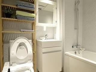 Moderne Badezimmer von 大觀創境空間設計事務所 Modern
