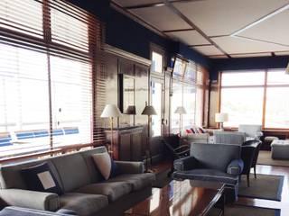 Club Marítimo Santander Estudio Memi Escarzaga SalonesAccesorios y decoración