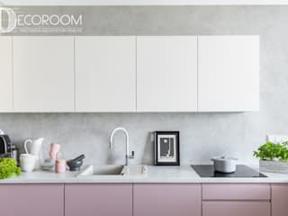 Modern kitchen by Decoroom Modern