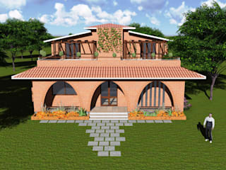 Bungalow at Hadapsar by Ingenious designs