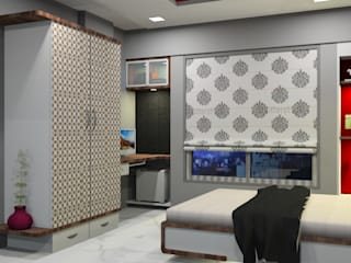 Interior Project Ingenious designs BedroomAccessories & decoration