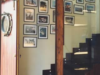 Fishing shop Pescaporres, Santander Estudio Memi Escarzaga Oficinas y tiendas de estilo clásico