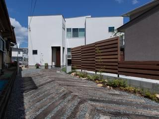 株式会社ココロエ 現代房屋設計點子、靈感 & 圖片