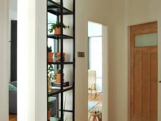 Gang en entree Moderne woonkamers van Atelier Perspective Interieurarchitectuur Modern