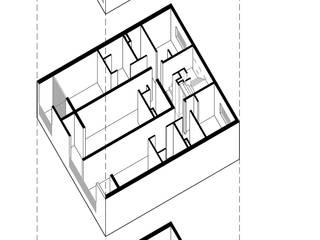 Edificio Tucumán:  de estilo  por Garnerone + Ramos Arq.