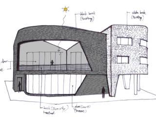 modern  by AAG architecten, Modern