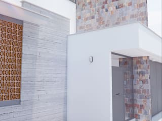 Casa Luz BH Casas minimalistas por OMA Arquitetura Minimalista