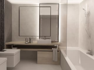 Modern style bathrooms by Isothermix Lda Modern