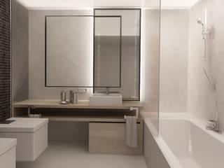 Moderne Badezimmer von Isothermix Lda Modern