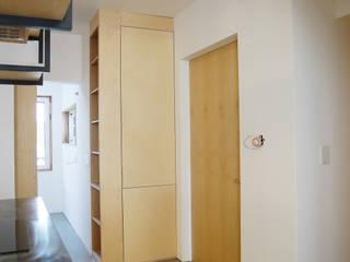Modern media room by AAPA건축사사무소 Modern