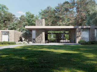 Дом в Юрмале: Дома в . Автор – Архитектурная студия Чадо