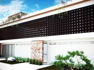 Casa LUZ SP Casas modernas por OMA Arquitetura Moderno