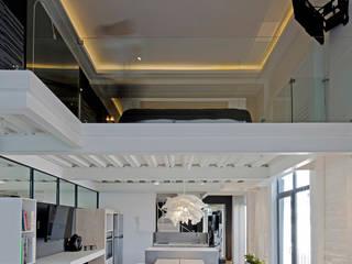 Departamento 15 Casas modernas de Boué Arquitectos Moderno