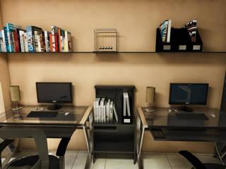 Oficinas BAUGËN STUDIO de BAUGËN STUDIO Ecléctico