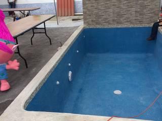 泳池 by Albercas Aqualim Toluca, 現代風