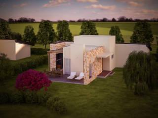 Jardines de estilo rústico de LT Paisaje Diseño Sustentable Rústico