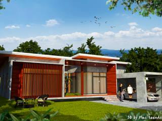 บ้านสไตล์ Loft 03 โดย MaxShop