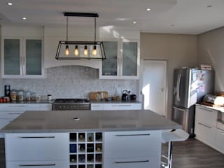 Capital Kitchens cc Kitchen MDF White