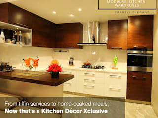 MAJESTIC INTERIORS Kitchen