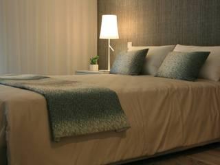 Apartamento em Braga Quartos modernos por atmospheras | atelier de interiores Moderno