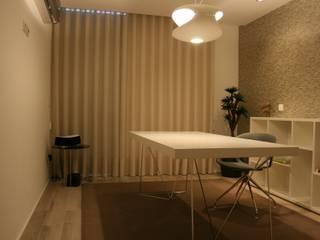 Apartamento em Braga Escritórios modernos por atmospheras | atelier de interiores Moderno