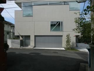 西大井の住まい: 田辺計画工房が手掛けた家です。
