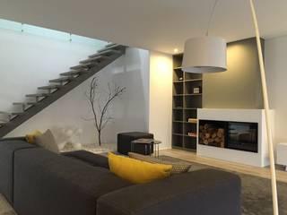 Sala de Estar: Salas de estar  por atmospheras | atelier de interiores