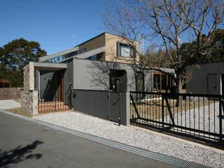 千葉/一宮の住まい: 田辺計画工房が手掛けた家です。