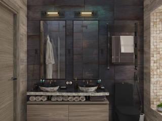 Baños de estilo  por 3D GROUP
