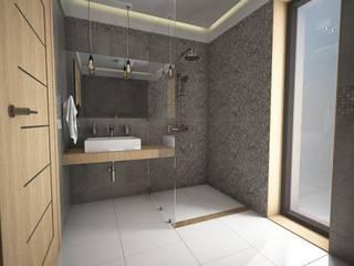Modern bathroom by José D'Alessandro Modern