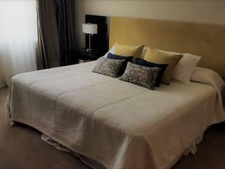 Decoración de dormitorio de Valeria Pires Interiorismo Clásico