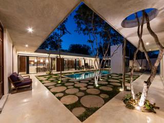 Terras door Taller Estilo Arquitectura