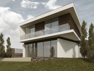 Esboçosigma, Lda Rumah Modern